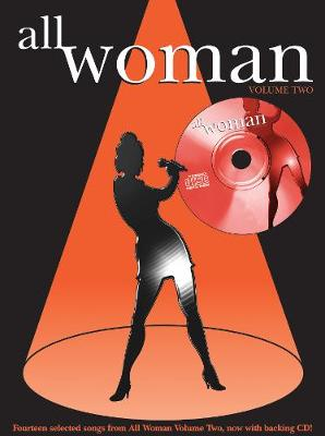 All Woman Collection: (Piano/ Vocal/ Guitar): v. 2