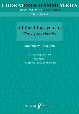 All the Things You are: (SSA)
