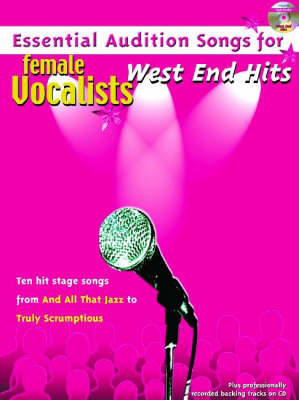 Audition Songs: West End Hits: (Piano, Vocal, Guitar)