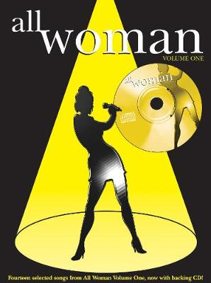 All Woman Collection: (Piano/vocal/guitar): v. 1