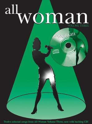 All Woman Collection: (Piano, Vocal, Guitar): v. 3