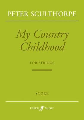 My Country Childhood: (Score)