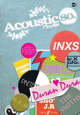 Acoustic Playlist: 80s: (chord Songbook)