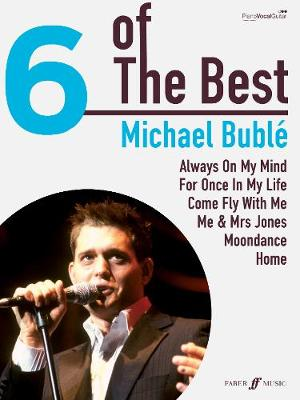 Michael Buble: (Piano, Vocal, Guitar)
