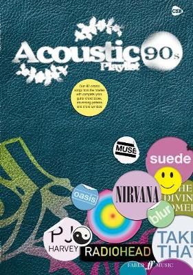 Acoustic Playlist: The 90s: (Chord Songbook)