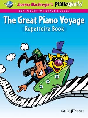 The Great Piano Voyage: Repertoire Book