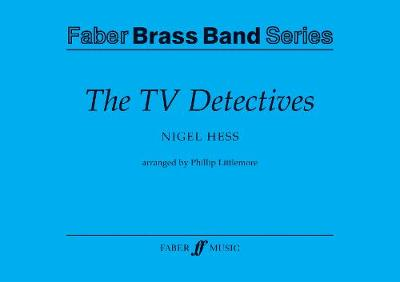 The TV Detectives: Brass Band (Score and Parts)