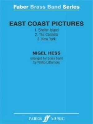 East Coast Pictures: Brass Band (Score and Parts)