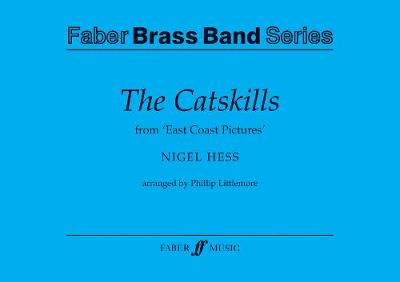 The Catskills.: (Score and Parts): Brass Band