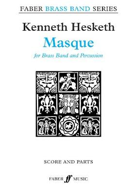 Masque - Brass Band: (Score and Parts)