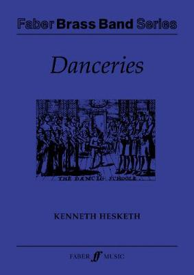 Danceries: Brass Band (Score and Parts)