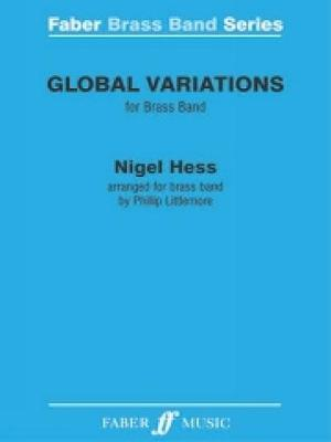 Global Variations: (Brass Band Score and Parts)