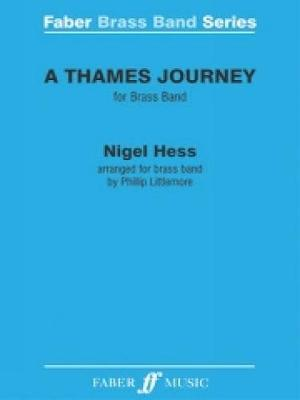 A Thames Journey: (Brass Band Score and Parts)