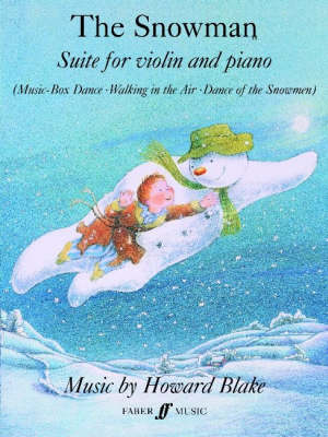 The Snowman Suite: (Violin and Piano)