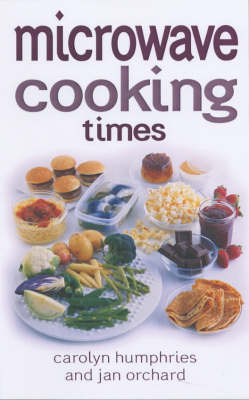 Microwave Cooking Times