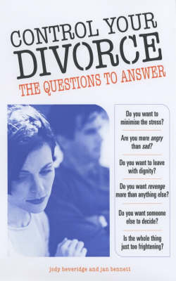Control Your Divorce: The Questions to Answer
