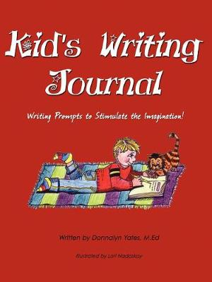 Kids Writing Journal