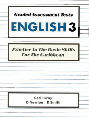 Graded Assessment Tests English 3