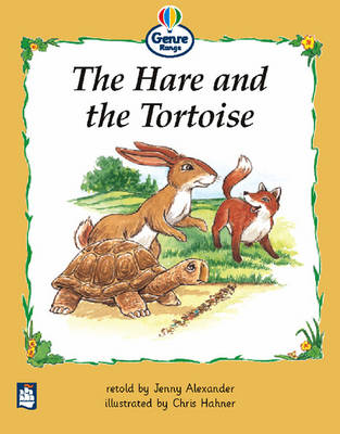 The hare and the tortoise Genre Beginner stage Traditional Tales Book 2
