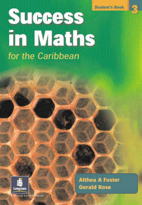 Success in Maths for the Caribbean Student's Book 3