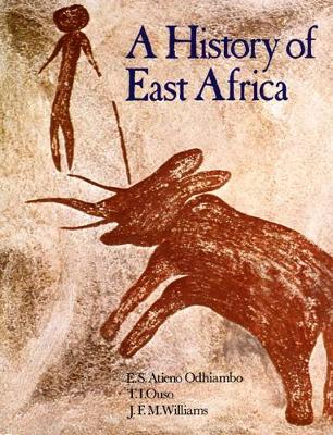 History of East Africa, a 1st. Edition