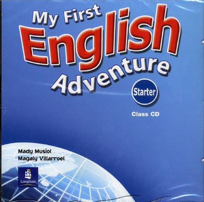 My First English Adventure Starter Class CD