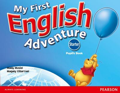 My First English Adventure Starter Pupils Book