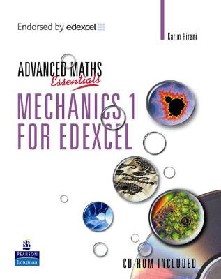 A Level Maths Essentials: Mechanics 1 for Edexcel Book and CD-ROM
