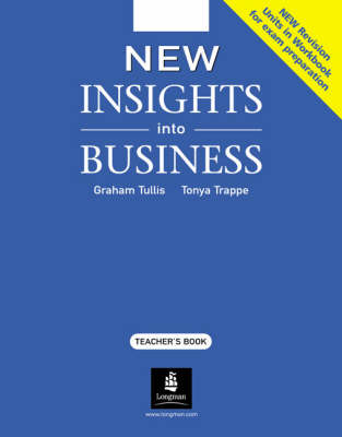 New Insights into Business Teacher's Book New Edition