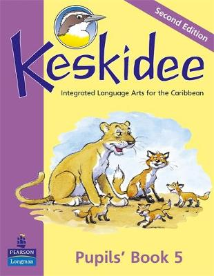 Keskidee Pupils' Book 5 Second Edition