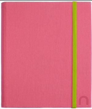 NOOK® Simple Touch Madeline Cover - Peony