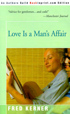 Love is a Man's Affair
