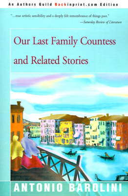 Our Last Family Countess and Related Stories
