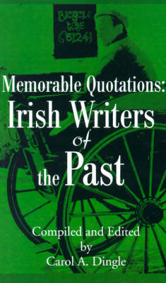 Memorable Quotations: Irish Writers of the Past