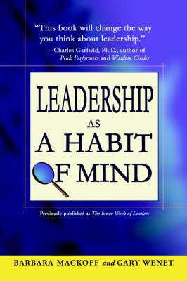 Leadership as a Habit of Mind