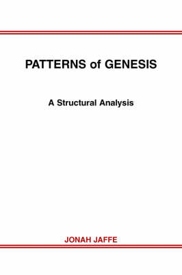 Patterns of Genesis: A Structural Analysis