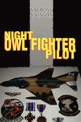 Night Owl Fighter Pilot