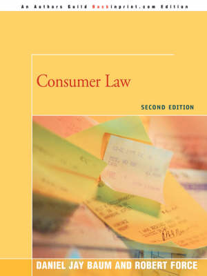 Consumer Law: Second Edition