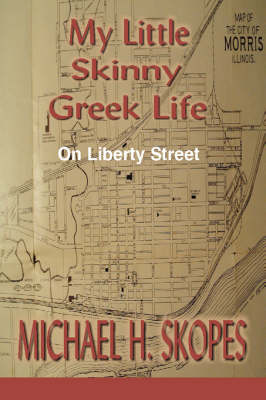 My Little Skinny Greek Life: On Liberty Street