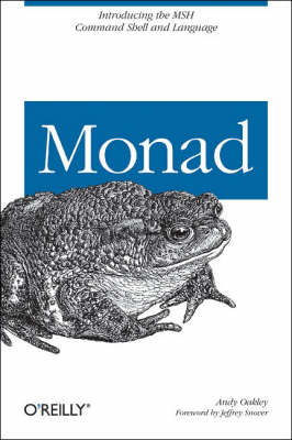 Monad: An Administrator's Guide