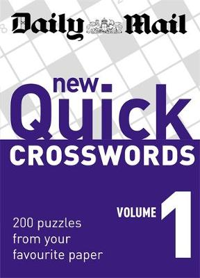 Daily Mail: New Quick Crosswords 1