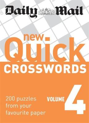 New Quick Crosswords: 200 Puzzles from Your Favourite Paper: v. 4