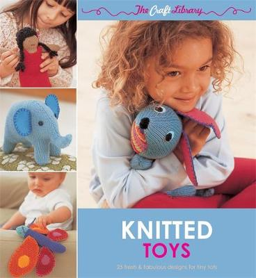 The Craft Library: Knitted Toys