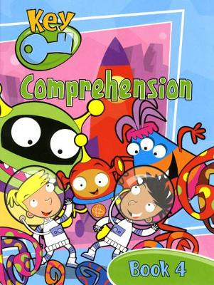 Key Comprehension New Edition Level 4  Easy Buy Pack