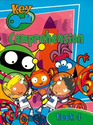 Key Comprehension New Edition Pupil Book 4 (6 Pack)