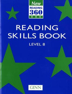 New Reading 360: Level 8 Reading Skills Book (1 Pack of 6)