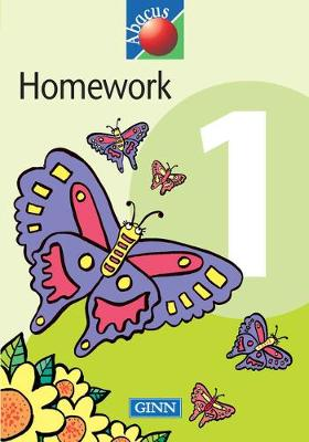 1999 Abacus Year 1 / P2: Homework Book