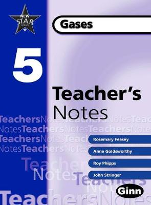 New Star Science Yr5/P6 Gases Teacher Notes