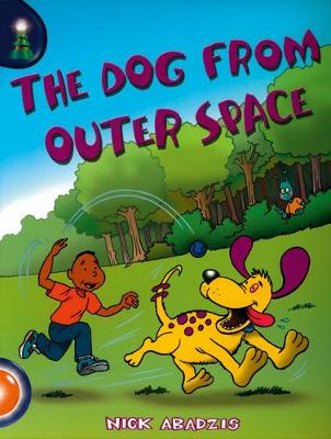 Lighthouse Year 1 Orange: Dog From Outer Space