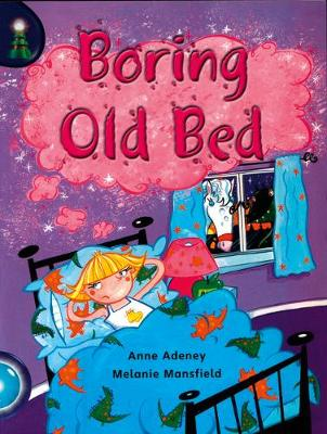 Lighthouse: YR2:Bk2 Boring Old Bed